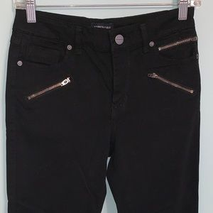 Kenneth Cole Jess Stretch Skinny Size 4 Black